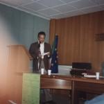 Giuseppe Musolino, relatore al 150° Anniversario dei Moti Risorgimentali Calabresi