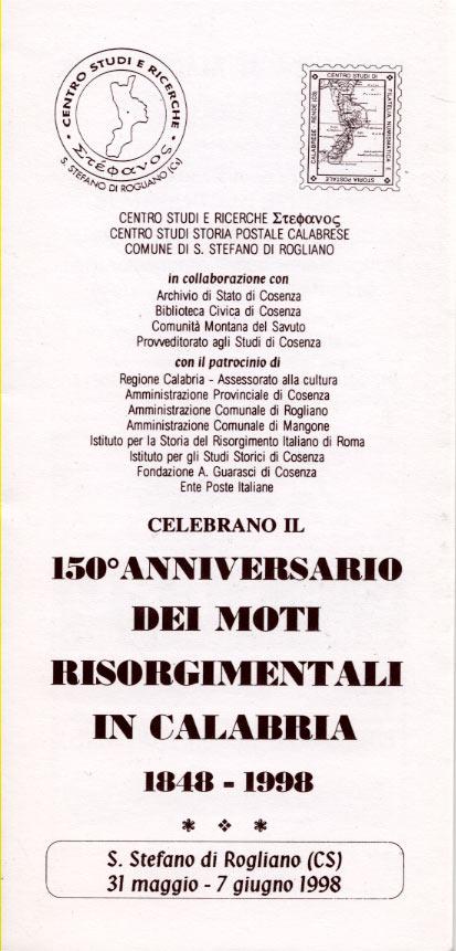 Brochure manifestazione