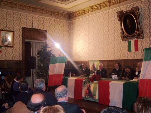 L'intervento del prof. Giuseppe Musolino