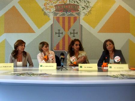 Conferenza stampa di presentazione presso la Provincia di Catanzaro