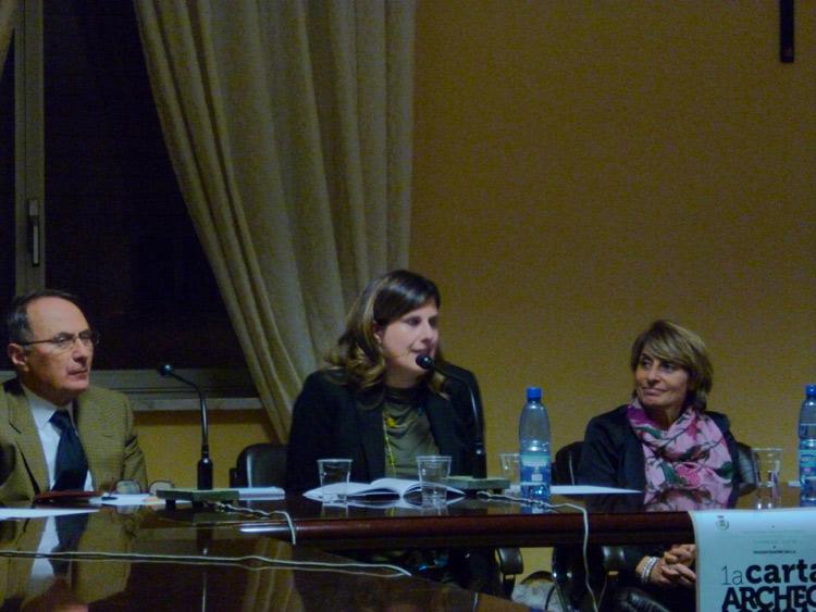 Roberto Spadea, Paola Vivacqua e Anna Maria Cardamone