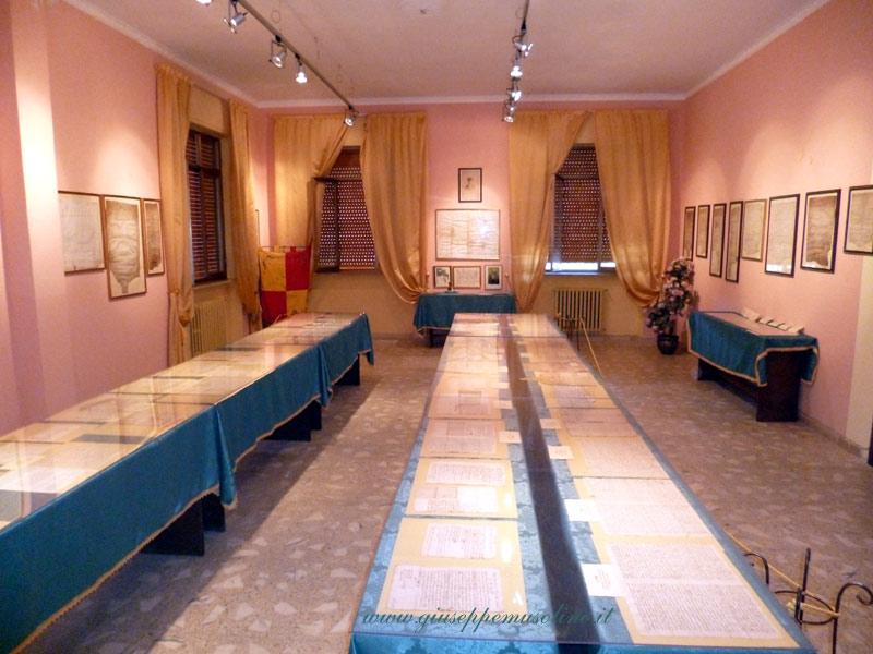 Museo delle Pergamene
