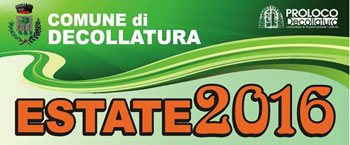 Comune di Decollatura - Estate 2016