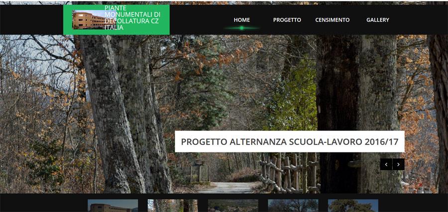 Visita il sito sulle piante monumentali