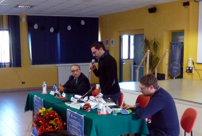 Gennaro Cosentino, Giovanni Petronio, Pasquale Allegro