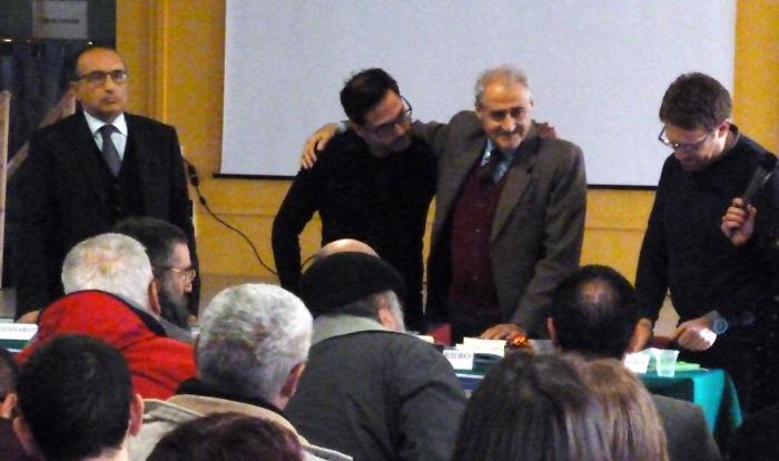 Gennaro Cosentino, Giovanni Petronio, Giuseppe Soriero, Pasquale Allegro