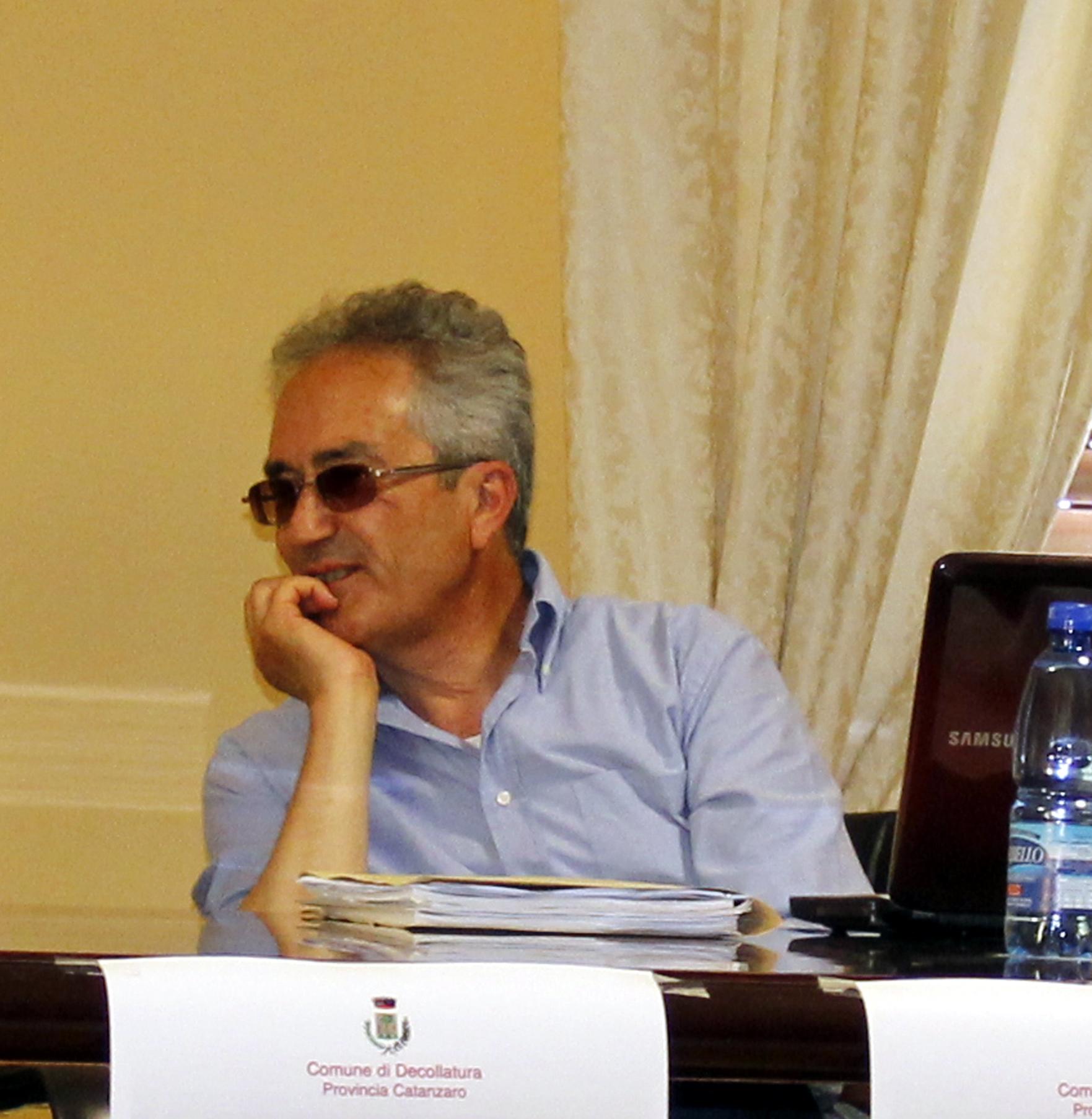 Giuseppe Musolino candidato Sindaco