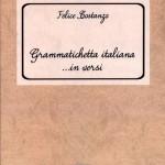 Grammatichetta italiana in versi 3^ edizione-ristampa