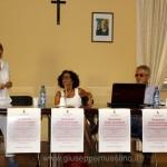 Il Sindaco dott.ssa Anna Maria Cardamone, la prof.ssa Katia Massara e il prof. Giuseppe Musolino