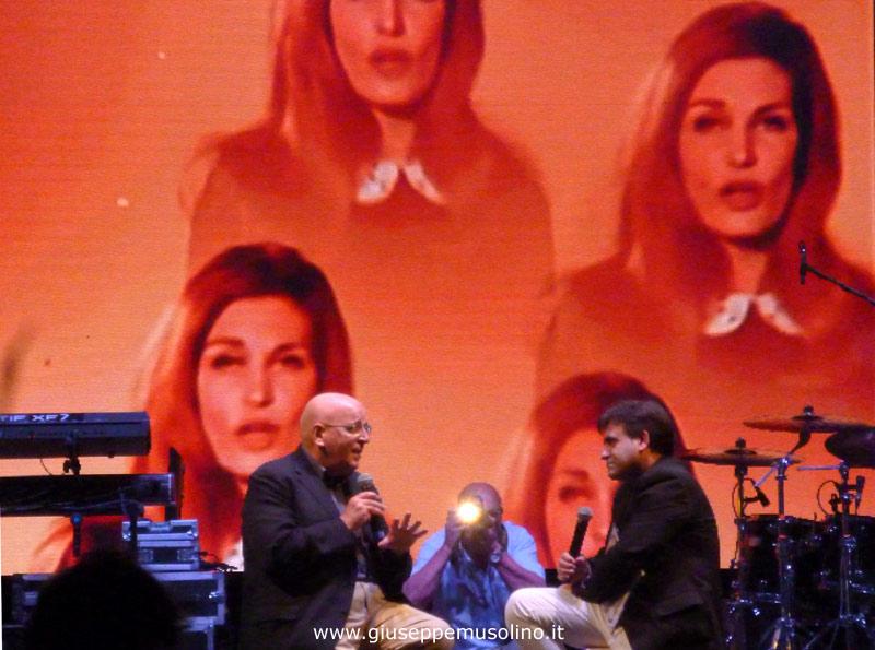 Il Presidente Oliverio e il presentatore Occhiuzzi