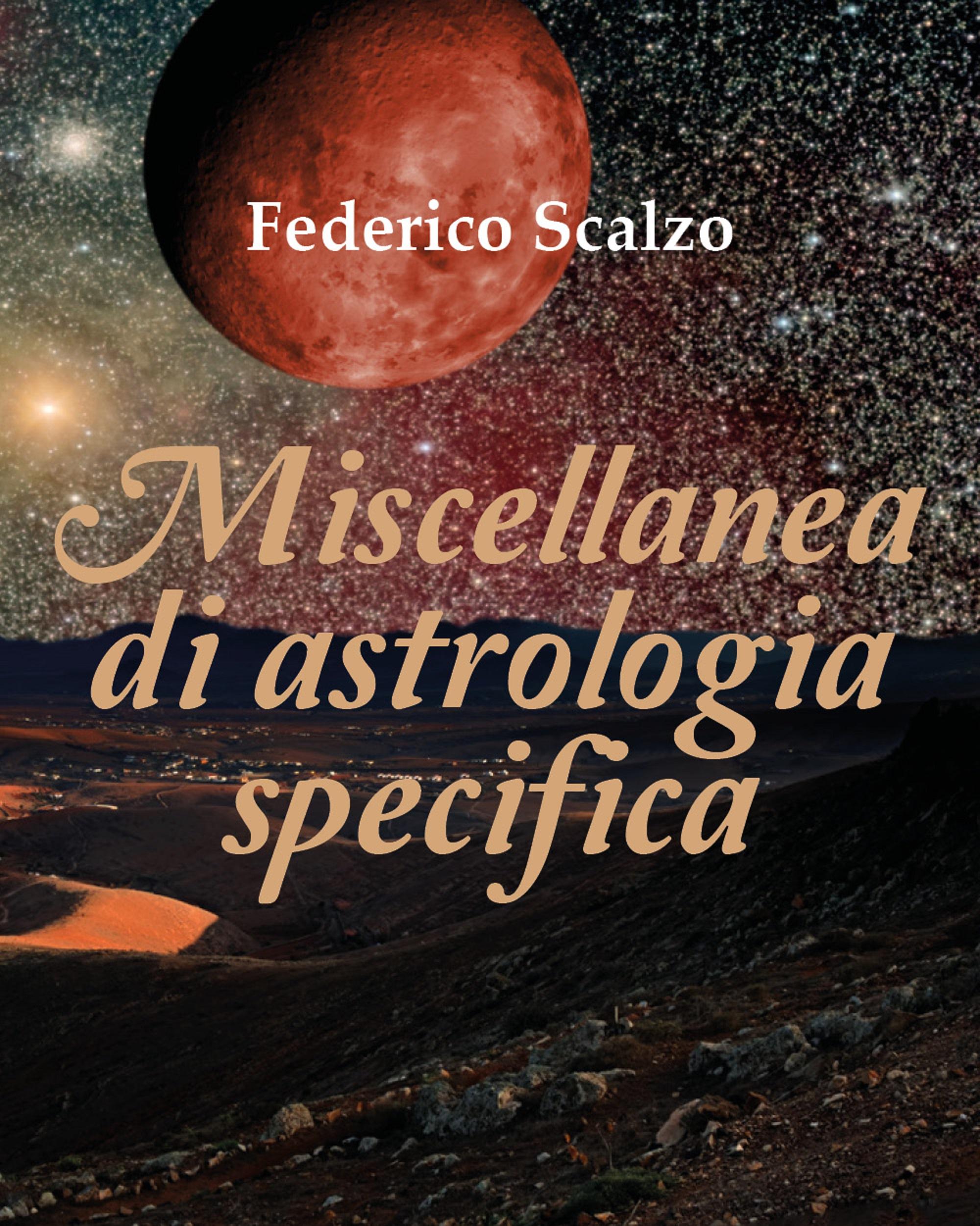 Miscellanea di astologia specifica