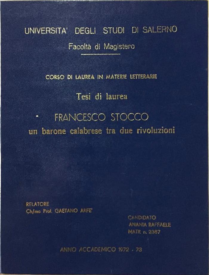 Anania Raffaele Stocco